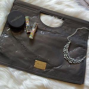 Nine West flat clutch